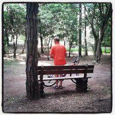 #ricordi d'#estate #relax in #pineta #spiaggia #mare #bike #sea #beach #ravenna #pinarella #cervia #riviera #romagna #igersfc #ig_ravenna #ig_forli_cesena #ig_emilia_romagna #ig_emiliaromagna #vivoitalia #vivoemiliaromagna #vivoravenna #vivorimini #volgoitalia #volgoemiliaromagna #volgoravenna