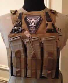 Tactical Tailor Low Profile Plate Carrier
