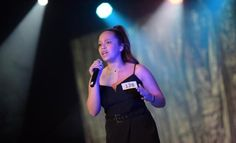 America Wants to Hear Andrea Martinez Sing - Coloured South Africa Piano Classes, Vocal Lessons, Somerset West, Disney World Theme Parks, Tyler Perry, Music School, Call Backs, My Heritage, Music Industry