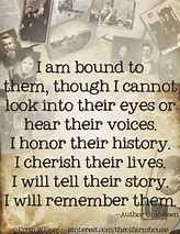 Image result for ancestor poems and quotes