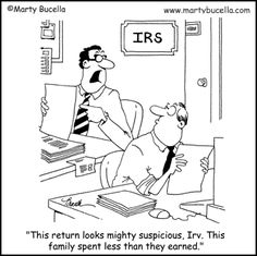 tax humor-believe it or not some of us actually do this lol!