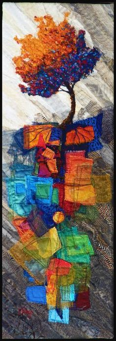 """Imagination #5 - Lorraine Roy """"What goes on under the surface...always a recurring theme."""""""