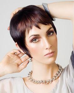 Hair Colour Clinic Short Brown Hairstyles