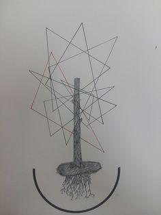 #minimal #lines #inktober #geometry