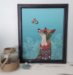 Le chouchou de ma boutique https://www.etsy.com/ca-fr/listing/268915949/tableau-daffichage-babillard-aimante