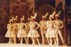 Raymonda Act III, Royal Opera House, Bow Street, Covent Garden, London, England (via ROH.org)