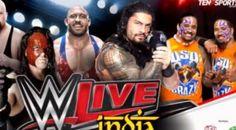 WWE Live India 15 Jan, 2016 Video Delhi Roman Reings vs Big Show Results Win Match