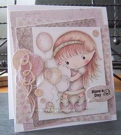 Made by Alina: Penny's Balloons