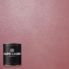 Ralph Lauren 1-qt. Purple Coneflower Metallic Specialty Finish Interior Paint
