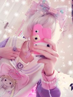 Pastel Goth Fashion, Kawaii Fashion, Lolita Fashion, Cute Fashion, Fashion Ideas, Harajuku Fashion, Japan Fashion, Kawaii Cute, Kawaii Style