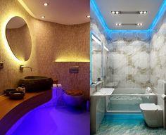 super modern bathroo