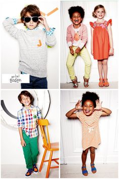 Mini Boden Spring 2013. How children should dress.. because cartoons should stay on the television.