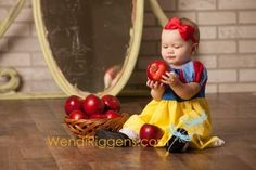 Fairy Tale-inspired baby photoshoot. And the story behind it.