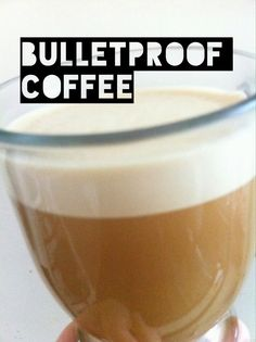 BulletProof Coffee is my favorite pre workout meal and perfect if you run out of time to make breakfast.
