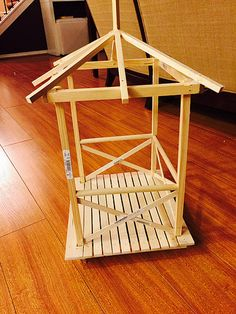 WIP - Cabana for rooftop | Real Dolls of Plastic Wood | Flickr