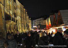 Ambiance marchés de Noël | Découvrez Metz en venant nous rendre visite :-) !