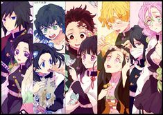 Besto kimetsu no yaiba couples Anime:kimetsu no yaiba - - - - - - - - - - - Manga Anime, Fanarts Anime, Otaku Anime, Anime Characters, Anime Art, Anime Angel, Anime Demon, Kawaii Anime, Dark Fantasy
