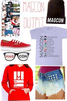Magcon Outfit