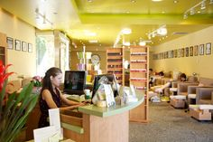 Best Nail Salon Interior Design   with a nail salon on almost every corner of our fair city it s hard to ...