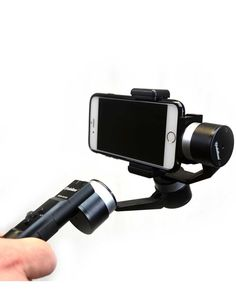 iStabilizer Gimbal 3-Axis Handheld Stabilizer for iPhone, Android, and other Smartphones