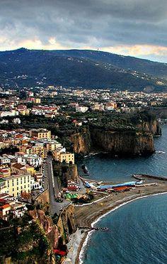 Sorrento: Meta di Sorrento, I loved it here so much. Sorrento Italy, Naples Italy, Sicily Italy, European Vacation, Italy Vacation, Italy Travel, Toscana Italy, Costa, Capri Italy