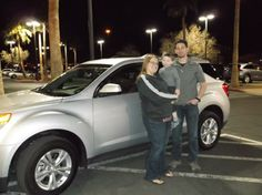 Christopher's new 2013 CHEVROLET EQUINOX! Congratulations and best wishes from Findlay Acura and JOHN WILLIAMS.  http://findlayacuracustomers.com http://findlayacura.com