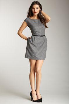 Blowout  Dolce Vita Terri Wool Dress
