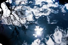 Water veins by Beniamin Sabo Clouds, Abstract, Places, Water, Outdoor, Summary, Gripe Water, Outdoors, Outdoor Games