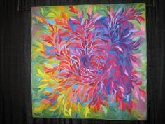 Rose Mandala I by Anne Lullie
