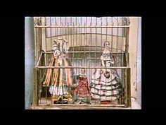Jabberwocky / Žvahlav aneb šatičky slaměného Huberta (1971), Jan Svankmajer. Basado en el poema de Lewis Carroll.