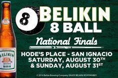 Belikin 8 Ball Tournament