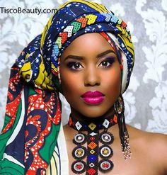 Wrap ~African fashion, Ankara, kitenge, African women dresses, African prints, African men's fashion, Nigerian style, Ghanaian fashion ~DKK