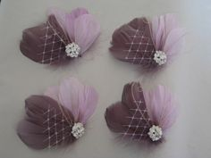 cute looking fascinators that will certainly make your bridesmaid look fabulous on your wedding day!
