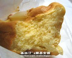 紙包蛋糕【情濃香軟的甜品】 from 簡易食譜