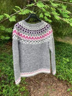 Nordic Sweater, Jaguar, Wool, Knitting, Sweaters, Fashion, Cast On Knitting, Moda, Tricot