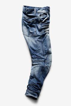 "「G-STARRAW」伝説の立体裁断モデル""ELWOOD""の「BEAUTY&YOUTHUNITEDARROWS」コラボが発売中!"