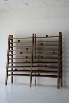 Demode furniture, Wooden shelf