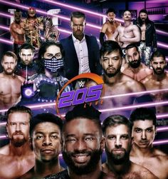 98 Best Wwe 205 Live Images In 2019
