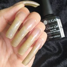 Long Natural Nails, Long Nails, Curved Nails, Nail Polish, Sparkle, Holographic, Fancy, Color, Kids Toys