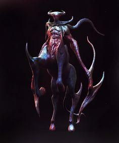 ArtStation - Reaper Centaur, Pavee Keawmafai