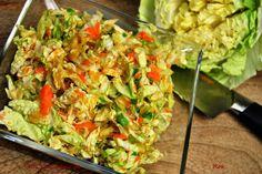 R'n'G Kitchen: Surówka z kapusty pekińskiej Guacamole, Mexican, Ethnic Recipes, Food, Meal, Essen, Hoods, Meals, Mexicans