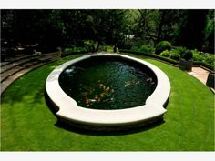 Water Feature Landscapes - Ponds Gallery