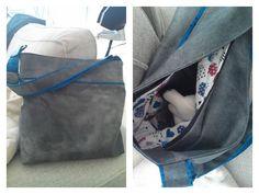 Un sac Flo cousu par Marianne - Patron de couture Sacôtin