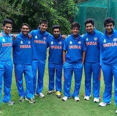 Akshar Patel With Indian Team