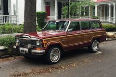 Great article about the rising value of Wagoneers! http://www.bloomberg.com/news/articles/2015-08-26/why-now-s-the-time-to-buy-a-1984-1991-jeep-grand-wagoneer
