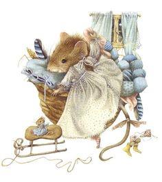 Vera The Mouse / Marjolein Bastin