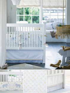 Review of @Serena & Lily Baby crib sets + we are giving an entire set away! Check out the full post for details!