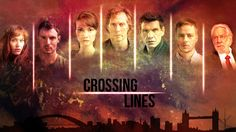 crossing lines tv show 1 & 2   Crossing Lines by ~ Super-Fan-Wallpapers