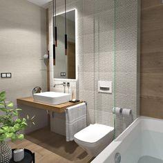 MALÉ KÚPEĽNE - Riešenia & Dizajn / BENEVA Feng Shui, Toilet, Bathtub, Bathrooms, House, Home Decor, Ideas, Standing Bath, Flush Toilet
