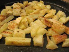 Patate microonde con crisp